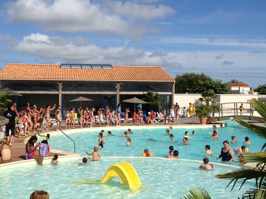 Piscine picture of camping tohapi loyada talmont saint for Piscine st hilaire