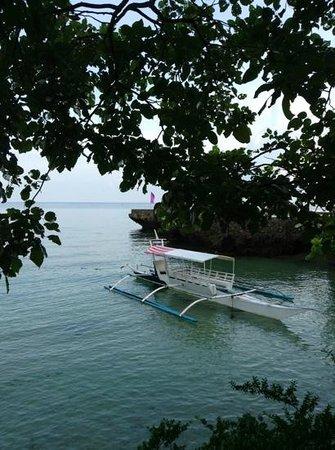 Camotes Flying Fish Resort : Flying Fish Beach Resort