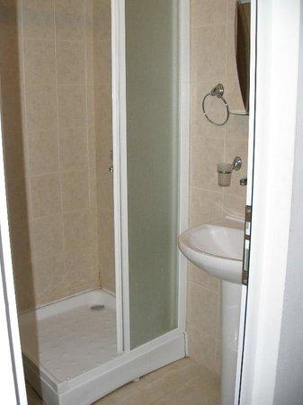 Alabin Hotel Central : Shower