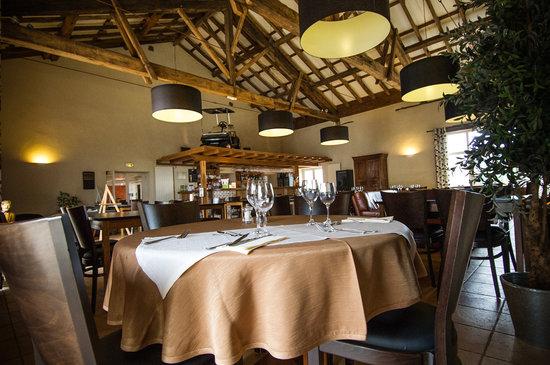 """Golf De Saint Junien: Restaurant """"Les Jouberties"""""""
