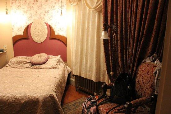 Hotel Cap Diamant : Petite chambre