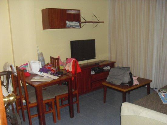 Olimar II Aparthotel : SALA