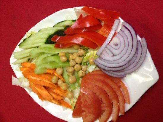 Karavalli - Regional Cuisine of India: Karavalli. Salad