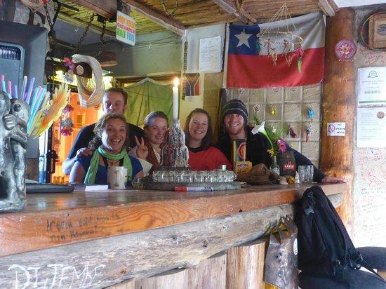 Dijembe Backpackers Hostel: Thanks guys