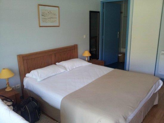Hôtel Golf et Montagne : Chambre
