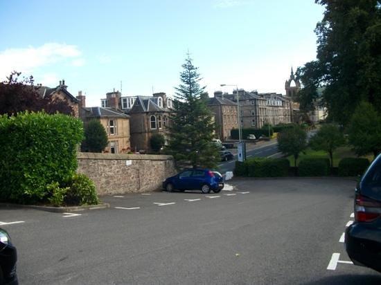 Parklands: car park