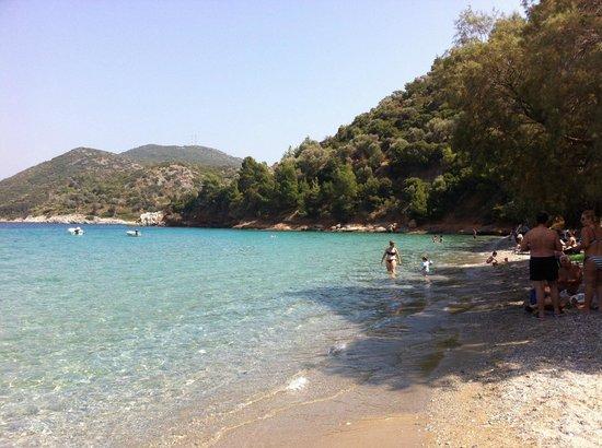 kerveli beach