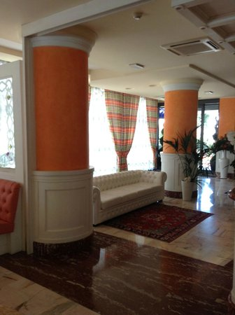 Hotel Cambridge: Hall