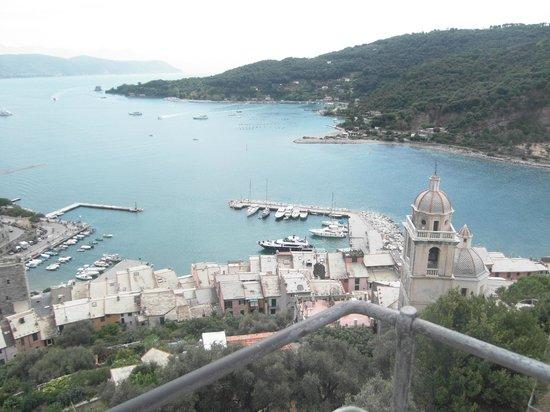 Castello Doria: Veduta del porto