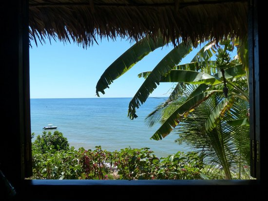Manga Soa Lodge : View from the bed
