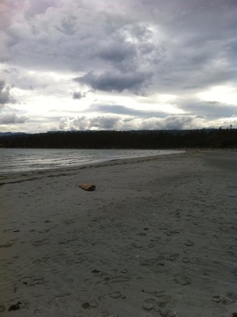 Helliwell Provincial Park: Beaches