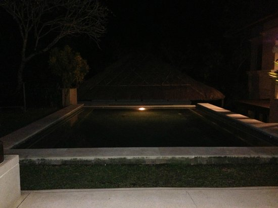 Pat-Mase, Villas at Jimbaran: Piscine privée