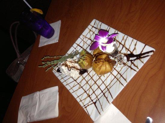 Fufu Afropuertorican International Cuisine : The best part