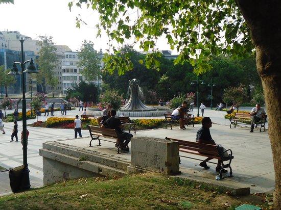 Eresin Taxim Premier: o parque