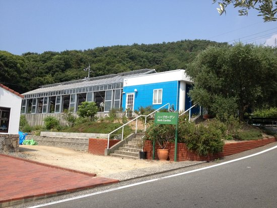 Michi-no-Eki Shodojima Olive Park : ハーブガーデン