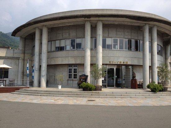 Shodojima Olive Park : オリーブ記念館