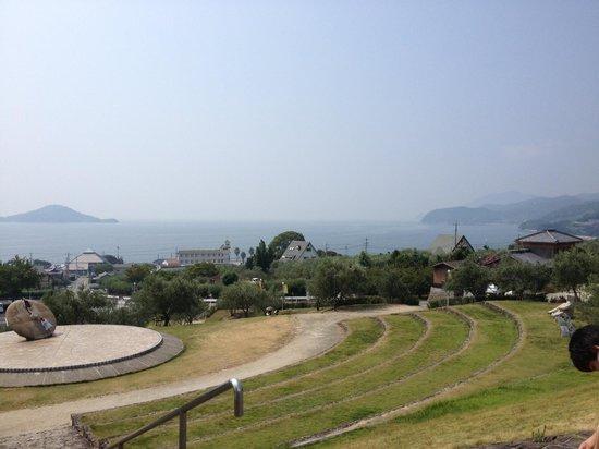 Michi-no-Eki Shodojima Olive Park : 公園