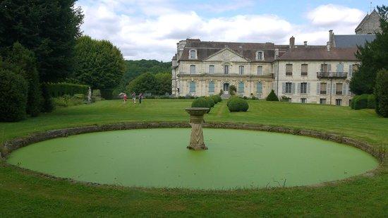 Ambleville Château et Jardin
