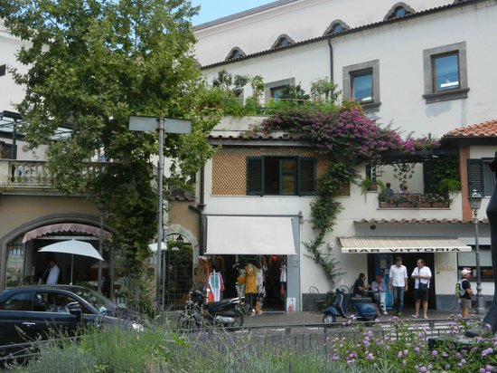 Villa Elisa Casa Vacanze: Piazza Sant'Antonino