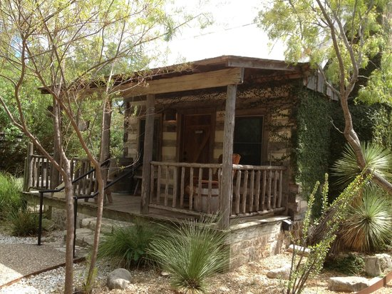 Cotton Gin Village: Pecos Cabin