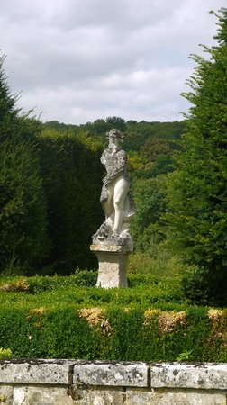 Ambleville Chateau et Jardin: Jardin d'Ambleville