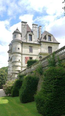 Ambleville Chateau et Jardin: Château d'Ambleville