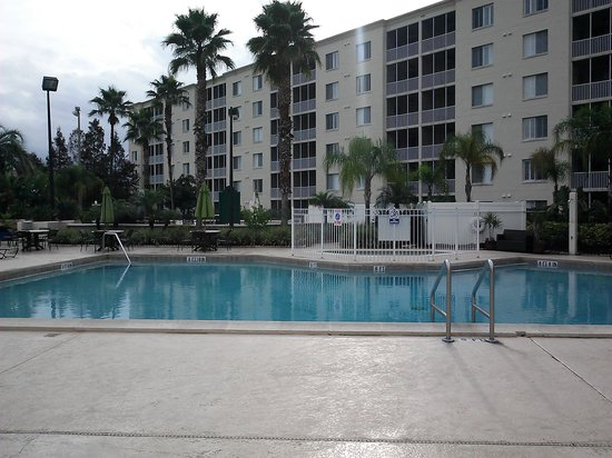 Orlando's Sunshine Resort: Pool area