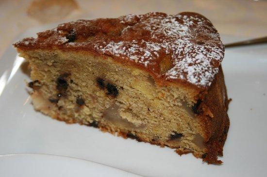 Albergo Miralago: torta pere e cioccolato