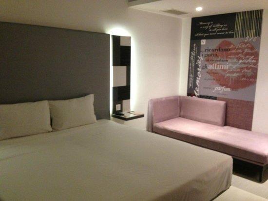 Hotel Valentina: camera