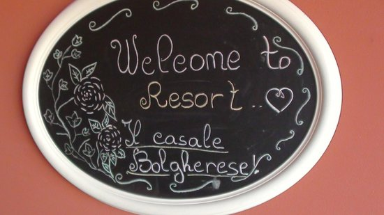 Resort Il Casale Bolgherese: ...ciao...