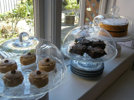 The Cottage Tea Room: All cakes made fresh on the day