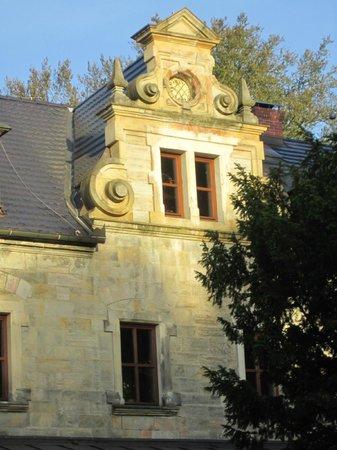 Kliczkow Castle : mooie ramen