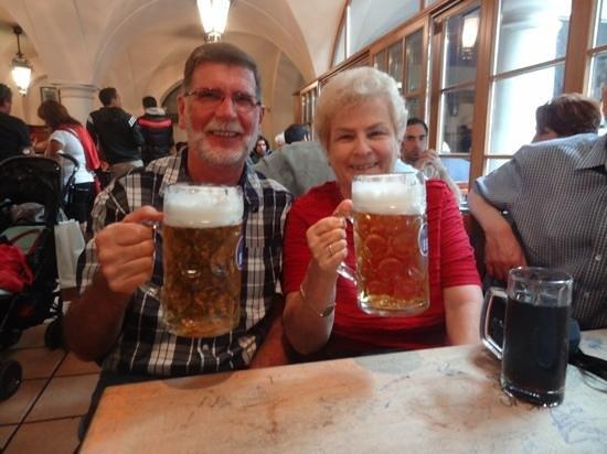 Austria Trend Hotel Astoria Wien : Cheers