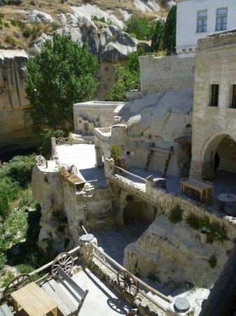 Ortahisar, Turcja: Chez Nazim