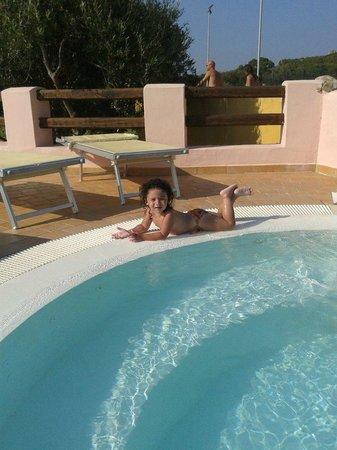 Airone Hotel: Piscina Hotel
