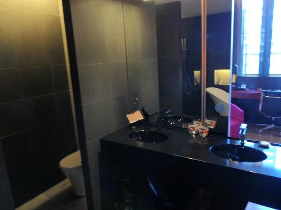 Qt Sydney Sliding Bathroom Mirrors