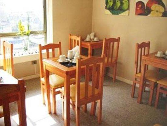 Bellas Artes Suites: Desayuno