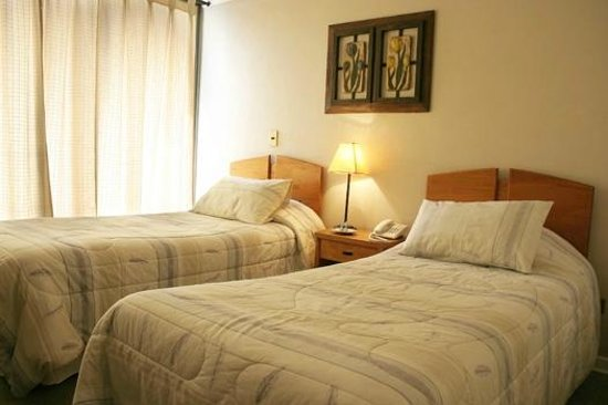 Bellas Artes Suites: Depto Twin
