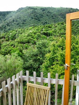 The Resurgence : room balcony