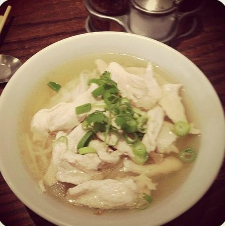 Unithai Oriental Market: Clear Chicken Noodle Soup
