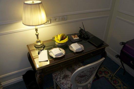 Alvear Palace Hotel: Quarto / Frutas