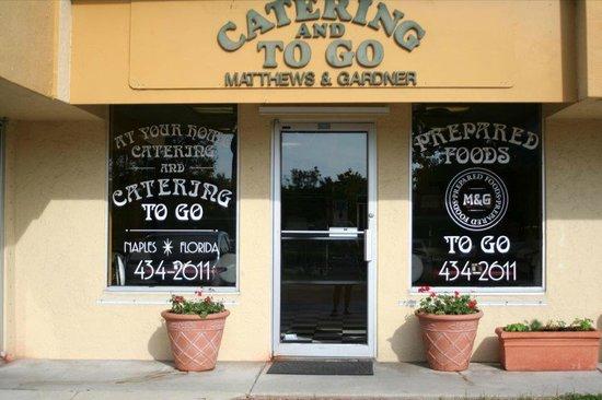 Matthews & Gardner - Catering & Cafe