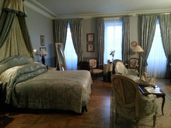 Hotel de Toiras : Madame de Sevigny suite