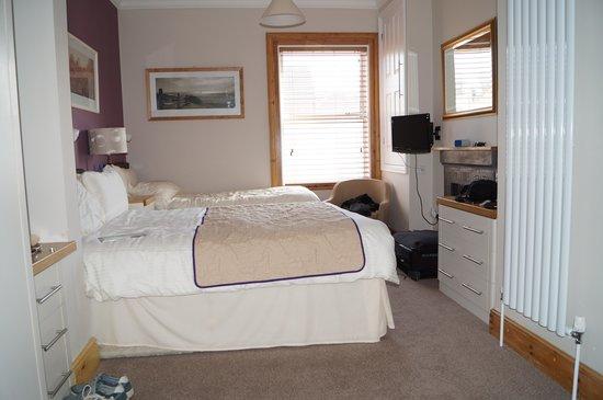 ein zimmer im b&b - picture of caythorpe house, swanage - tripadvisor - Ein Zimmer