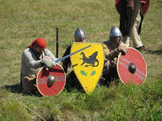 Vesting Bourtange: Encenação de batalha