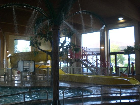 Comfort Suites: Splash Park was wonderful