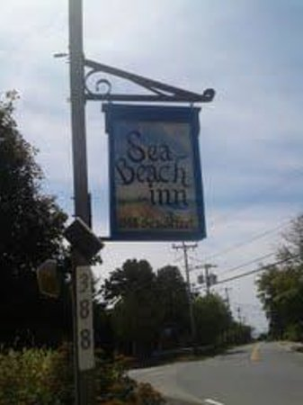 Sea Beach Inn: Great Service!