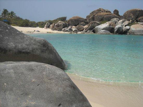 Mango Bay Resort: devil's bay