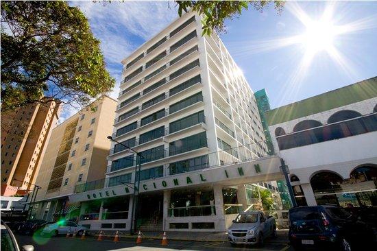 Nacional Inn Pocos de Caldas: Bem-vindo ao Hotel Nacional Inn.