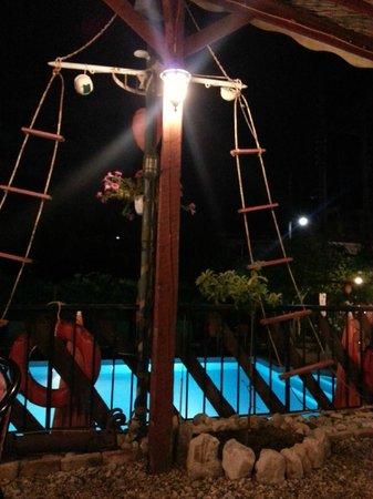 Scorcio dalla terrazza - Foto di Argo Taverna Benitses, Benitses ...